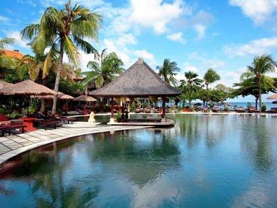 Отель Keraton Jimbaran Beach Resort 4* Джимбаран (о. Бали) Индонезия