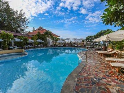 Отель Swiss Village Resort & Spa 3* Фантьет Вьетнам