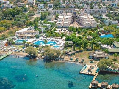 Отель Golden Age Bodrum Hotel 4* Бодрум Турция