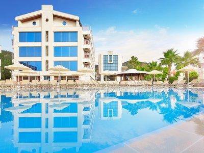 Отель Ideal Pearl Hotel 4* Мармарис Турция
