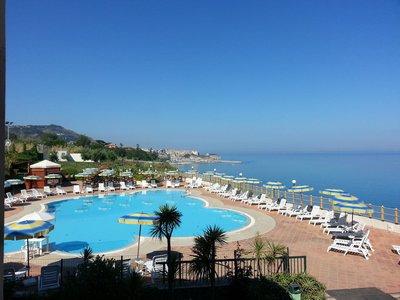 Отель Il Poggio Di Tropea 3* Калабрия Италия