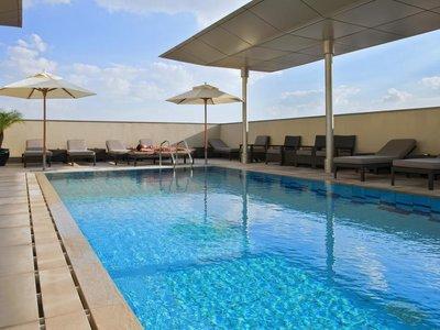 Отель Centro Al Manhal 3* Абу Даби ОАЭ