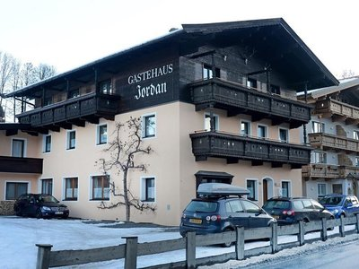 Отель Jordan Fruhstuckspension 3* Кицбюэль Австрия