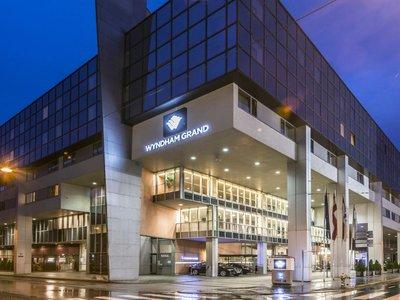 Отель Wyndham Grand Salzburg Conference Centre 4* Зальцбург Австрия