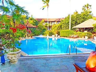 Отель Palm Beach Hotel Bali 3* Кута (о. Бали) Индонезия