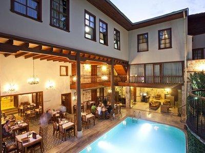 Отель Mediterra Art 4* Анталия Турция