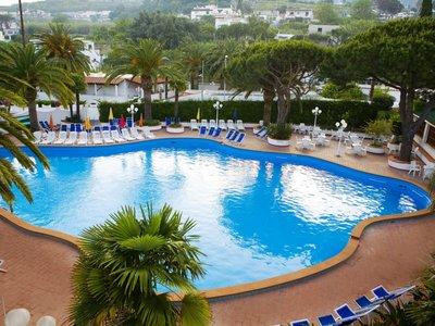 Отель Park Imperial Terme 3* о. Искья Италия