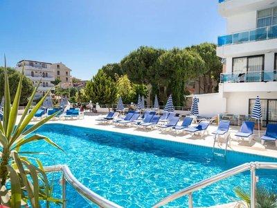 Отель Ponz Hotel 3* Кушадасы Турция