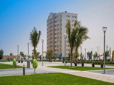 Отель City Stay Beach Hotel Apartment 3* Рас Аль-Хайма ОАЭ