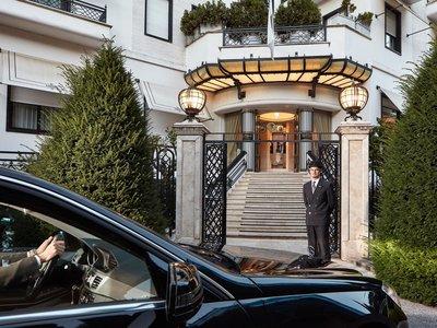 Отель Lord Byron Hotel 5* Рим Италия
