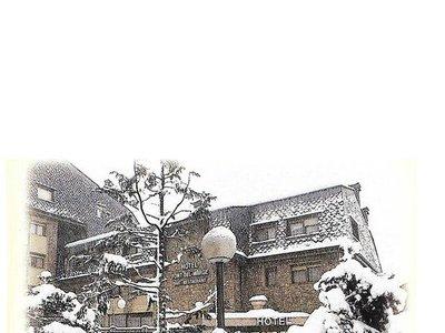 Отель Font del Marge 3* Андорра Ла Велья Андорра