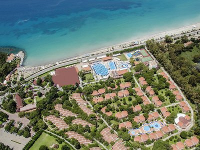 Отель Kustur Club Holiday Village 5* Кушадасы Турция