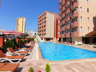 Отель Lara Hadrianus Hotel 3* Анталия Турция