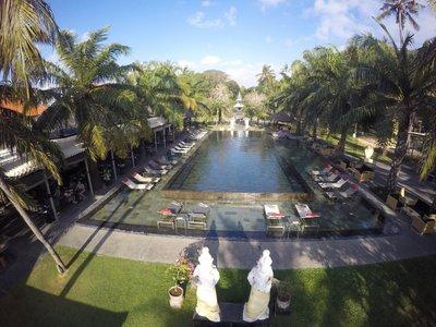 Отель Segara Village Hotel 4* Санур (о. Бали) Индонезия