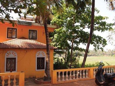 Отель Country View Cottage Guesthouse 1* Южный Гоа Индия