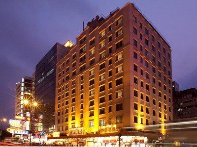 Отель Shamrock Hotel 3* Гонконг Гонконг