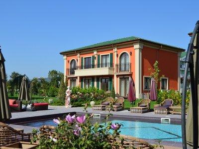 Отель Eco Lux Villa 5* Кранево Болгария