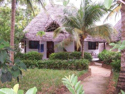 Отель Baraka Beach Bungalows 3* Занзибар Танзания