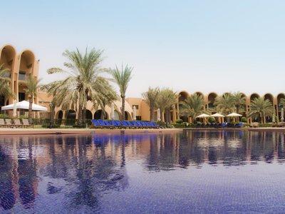 Отель Golden Tulip Al Jazira Hotel & Resort 4* Абу Даби ОАЭ