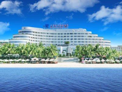 Отель Pearl River Garden Hotel 4* о. Хайнань Китай