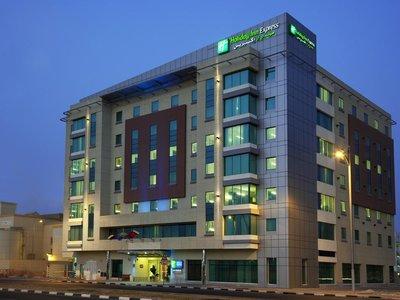Отель Holiday Inn Express Dubai Jumeirah 2* Дубай ОАЭ
