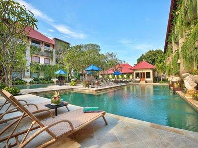 Отель The Grand Bali Nusa Dua 4* Нуса Дуа (о. Бали) Индонезия