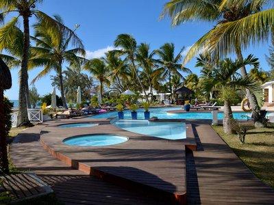 Отель Coral Azur Hotel 3* о. Маврикий Маврикий