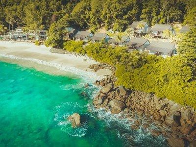 Отель Carana Beach 4* о. Маэ Сейшельские о-ва