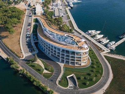 Отель D-Resort Sibenik 4* Шибеник Хорватия