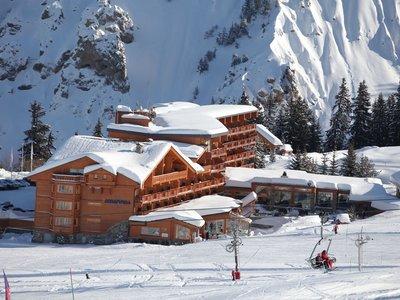 Отель Annapurna Hotel 5* Куршевель Франция
