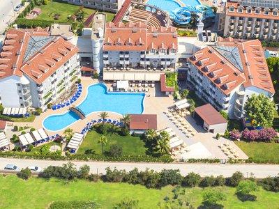 Отель Monachus Hotel & Spa 4* Сиде Турция