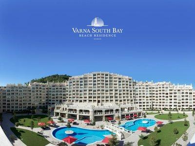 Отель Varna South Bay Beach Residence 5* Варна Болгария