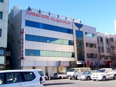 Отель Jonrad Hotel 3* Дубай ОАЭ