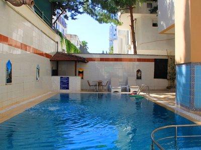 Отель Nasa Flora Hotel 2* Анталия Турция