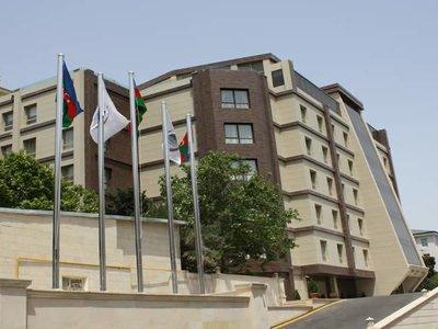 Отель Qafqaz Point Boutique Hotel 5* Баку Азербайджан