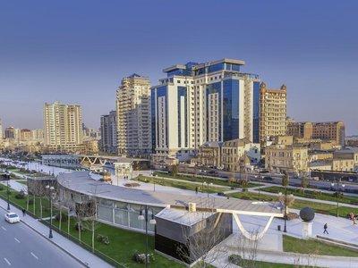 Отель Winter Park Hotel Baku 4* Баку Азербайджан