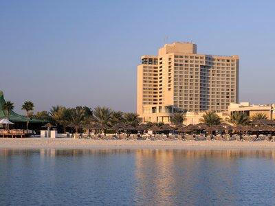 Отель InterContinental Abu Dhabi 5* Абу Даби ОАЭ