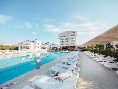 Отель Maya World Park 4* Белек Турция