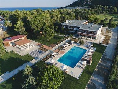 Отель Kalogria Beach Hotel 4* Пелопоннес Греция