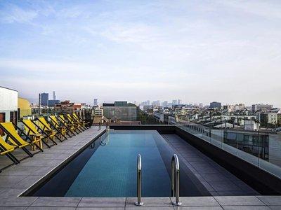 Отель Ibis Styles Barcelona City Bogatell 2* Барселона Испания