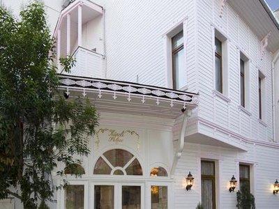 Отель Kupeli Palace Hotel 3* Стамбул Турция