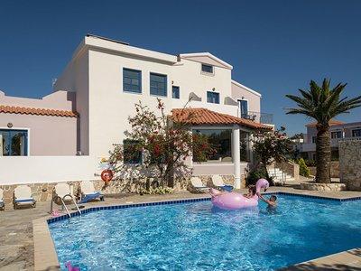 Отель Adelais Hotel 3* о. Крит – Ханья Греция