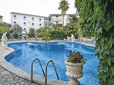 Отель Sant Alphio Garden Hotel & Spa 4* о. Сицилия Италия