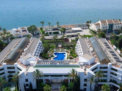 Отель Iberostar Marbella Coral Beach 4* Коста Дель Соль Испания