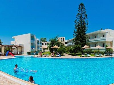 Отель Aelia Hotel 3* о. Родос Греция