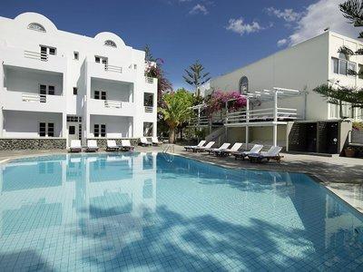 Отель Afroditi Venus Beach Hotel & Spa 3* о. Санторини Греция