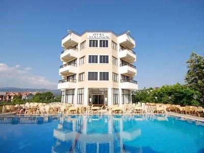 Отель Malhun Hotel 3* Фетхие Турция