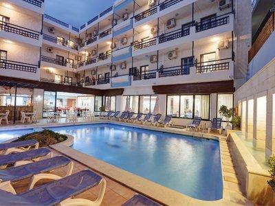 Отель Agrabella Hotel 3* о. Крит – Ираклион Греция