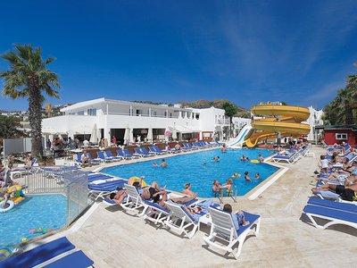 Отель Petunya Beach Resort 4* Бодрум Турция