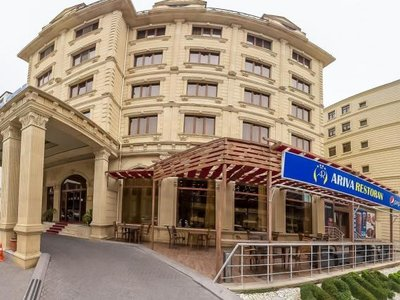 Отель Ariva Hotel 4* Баку Азербайджан